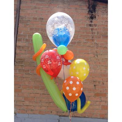 Balloon Bouquet - Party Gal