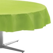 Tableware - Kiwi Green Round Table Cover