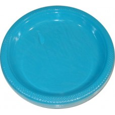 "Tableware - Caribbean Blue 7"" Plate"