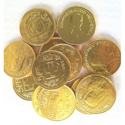 Candy - Chocolate Gold Coins