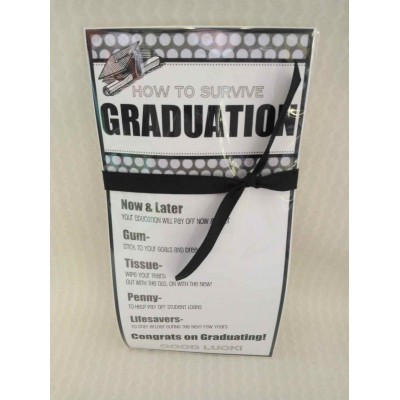 Survival Kit - Graduation