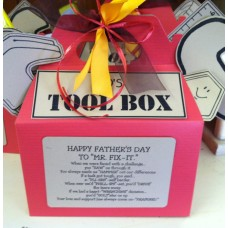 Father's Day Gift - Dad's Tool Box