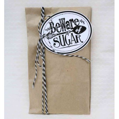Halloween - Beware of Sugar Bag